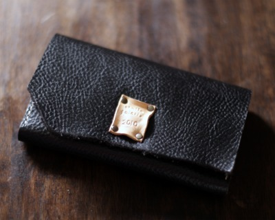 WALLET(L) / Naturalcut Black �饹��1