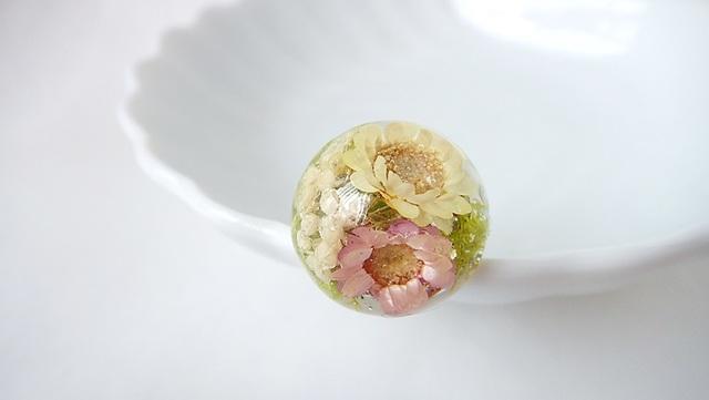 Flower Ring (カスミソウ)