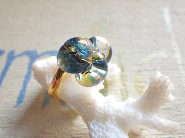 Sea Creatures/ Ring
