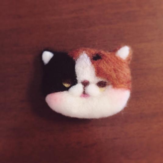 あやさんの家の羊毛猫さん