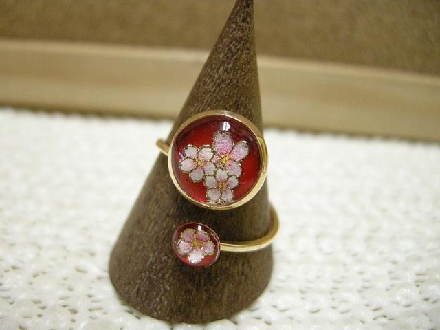 *桜のリング 赤ver.*