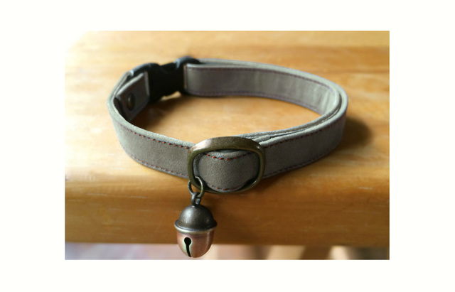 【再販】cat collar * souris