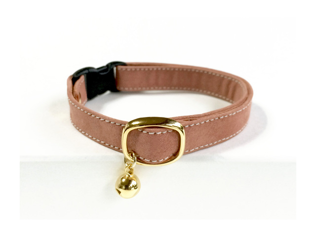 【再販】cat collar * terracotta