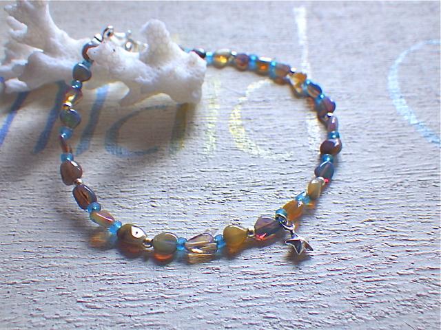 Opal Seaside Bracelet SV925/ オパール