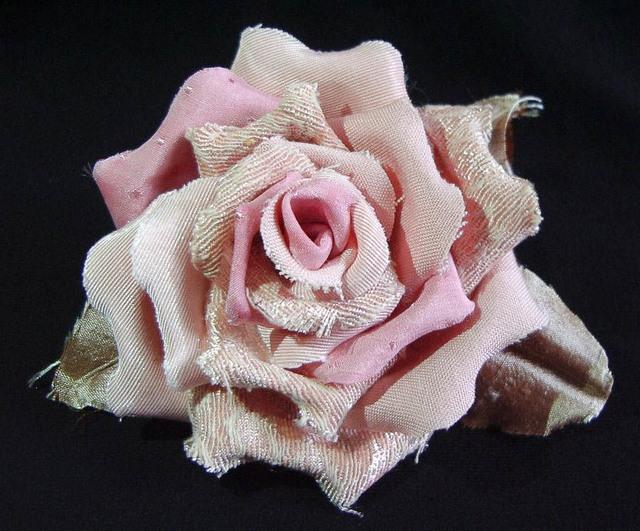 Corsage028 コサージュ Pink