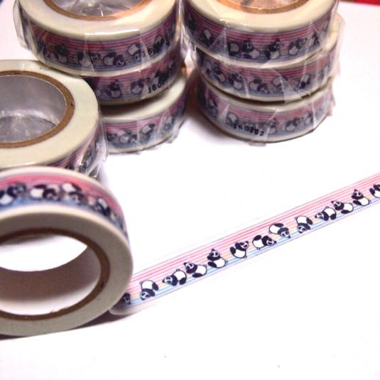 コロコロパンダ   マスキングテープ