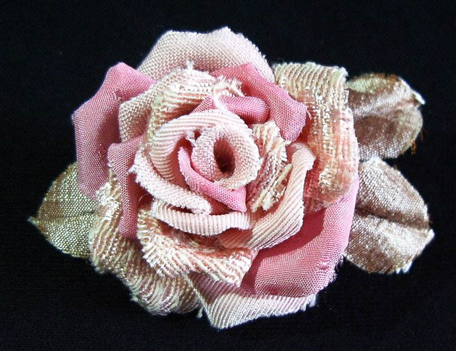 Corsage029������������ Pink mini