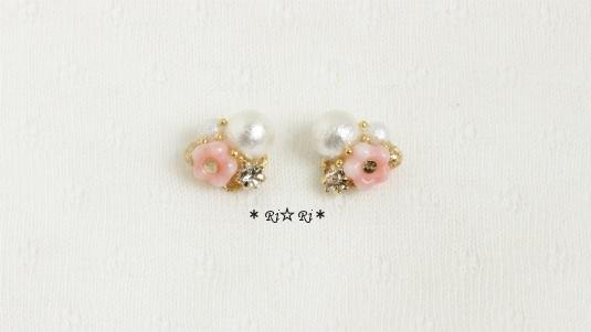 little  flower(ピンク)