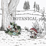 BOTANICAL pins set