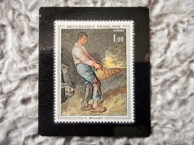 アートボックス用美術切手 939