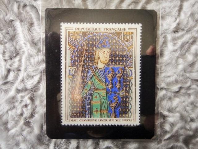 ボックス用美術切手 944