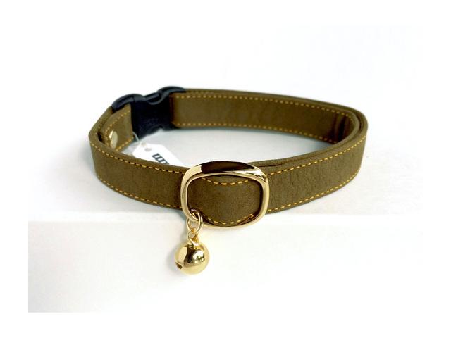 【再販】cat collar * olive