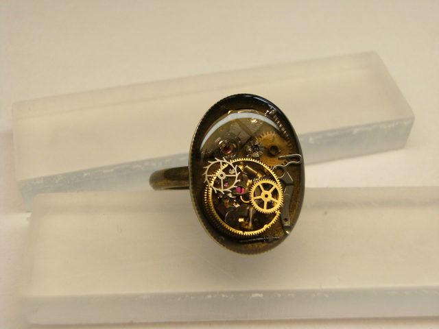 指輪(金古美)