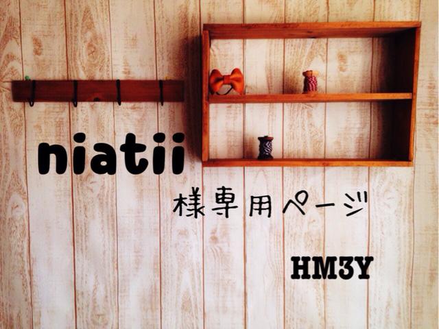 niatii様専用ページ