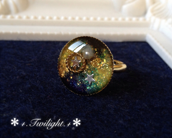 【予約品】「*+.Universe.+*」指輪?