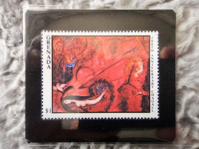 アートボックス用美術切手 960