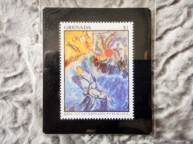 アートボックス用美術切手 965
