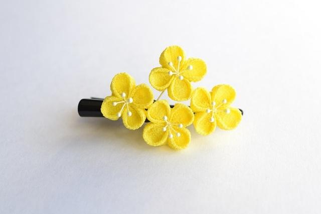 tumami*菜の花 クリップ