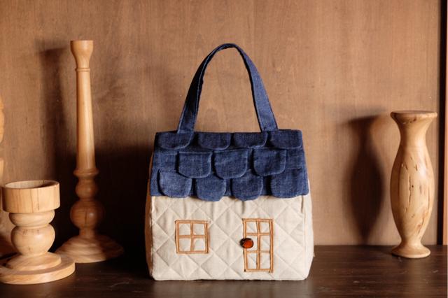 OUCHI box bag M���ǥ˥����