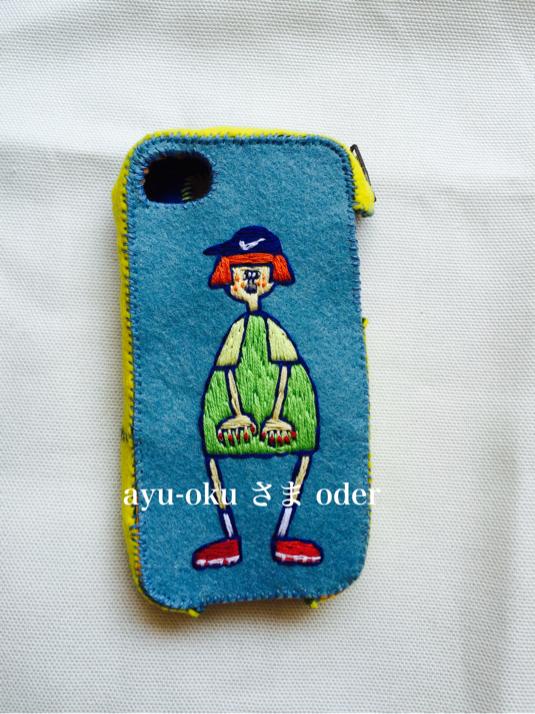 iphone5c携帯カバー oder