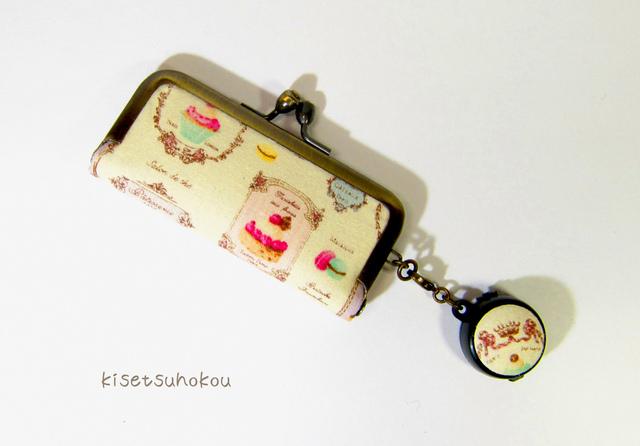 がま口印鑑ケース sweets catalog 01