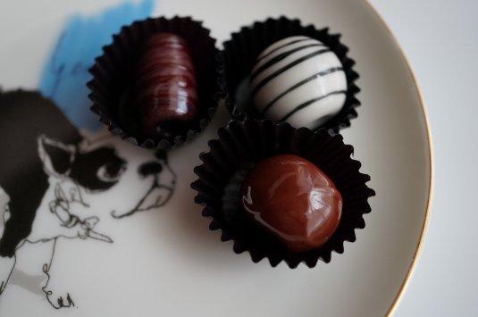 チョコレートビーズ3個セットB