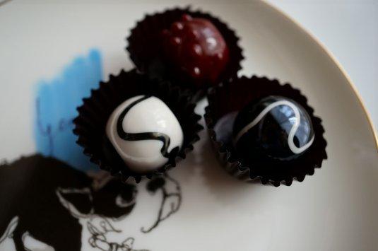 チョコレートビーズ3個セットC