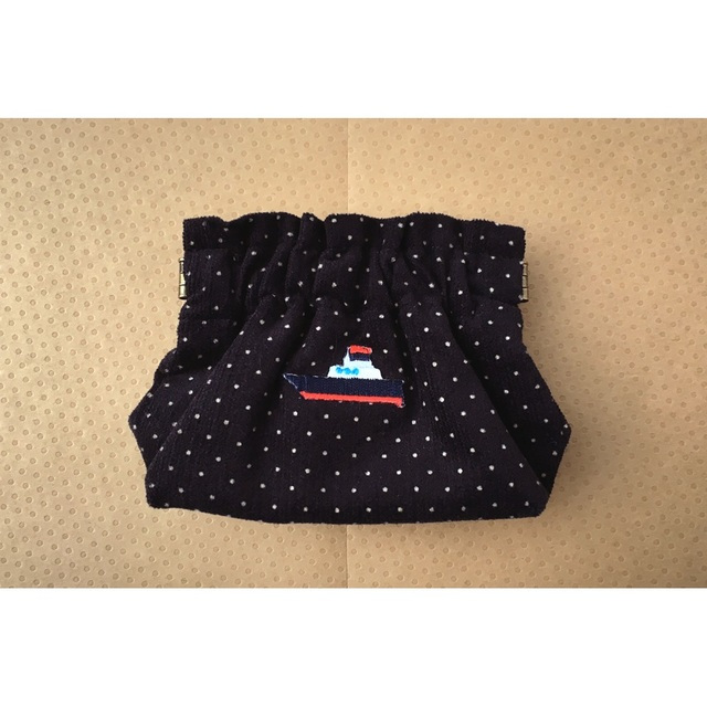 BANE POUCH mini(MIDNIGHT SEA)