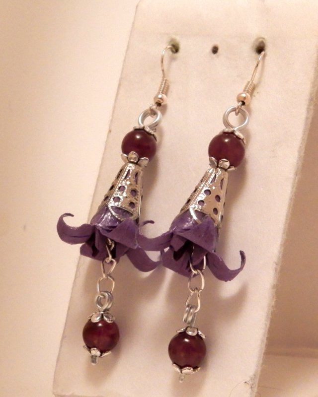 オリガミピアス・ヴィオレ(I3SAr violet ver1)