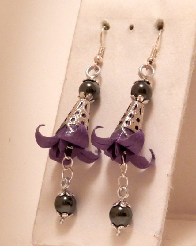 オリガミピアス・ヴィオレ(I3SAr violet ver2)