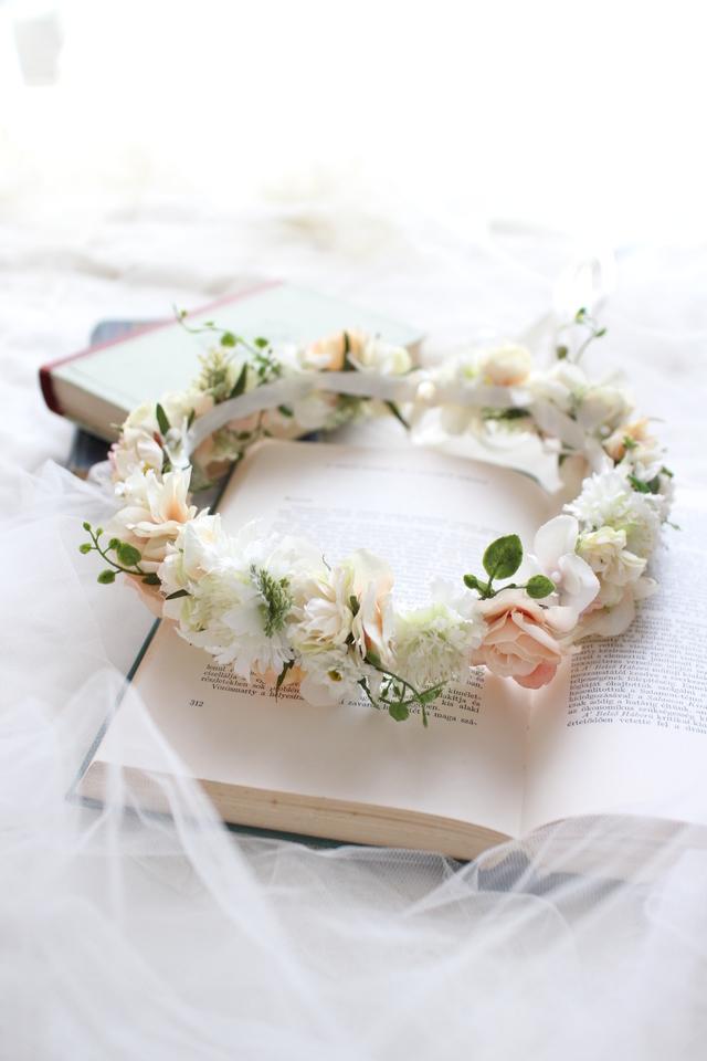 flower crown   #101