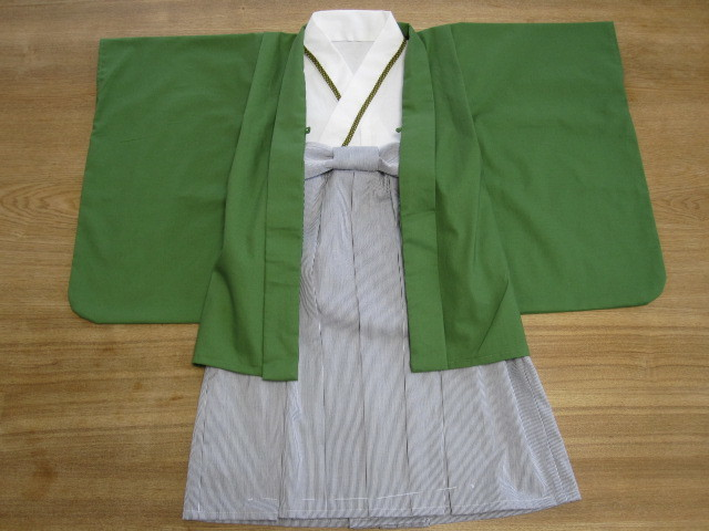 yuua-mama 様オーダー品100cm羽織&袴風ロングスカート