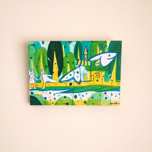 NO.2012045 「森の暮らし:いっしょにあそぼう2」