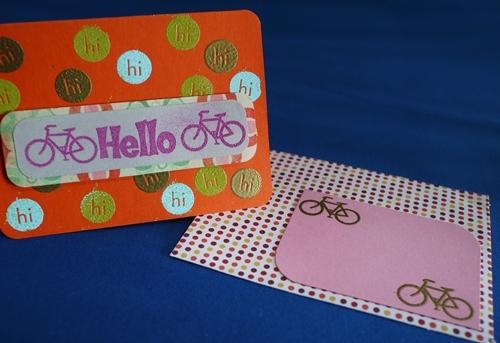 (送料無料) Hello 001 自転車