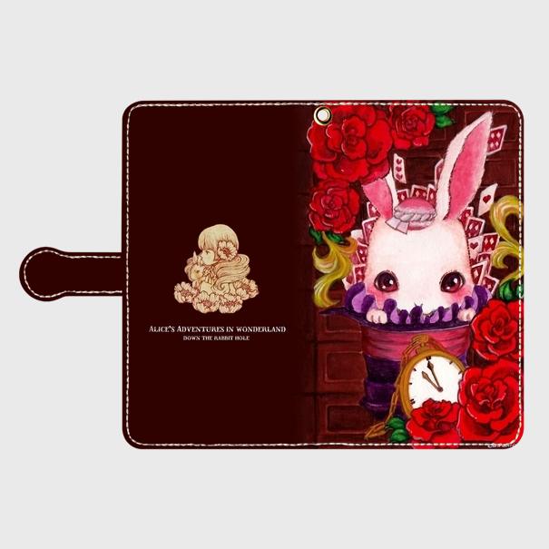 【Lサイズ】アンドロイド/時計ウサギ
