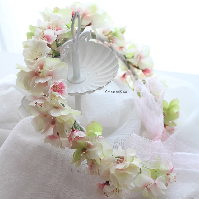 花冠sakura桜ソメイヨシノ&アジサイCRPKGR