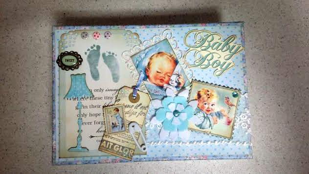 コラージュ BABY BOY BOX