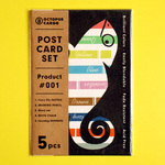 POST CARD SET / Product #001