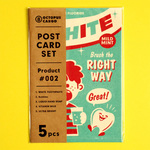 POST CARD SET / Product #002