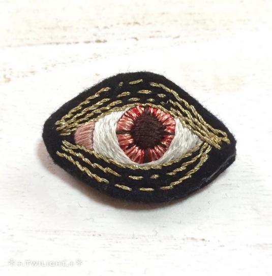 魔除シリーズ「eyeball」