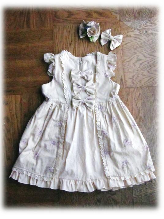 クラシックロリータ*子供服ジャンパースカート