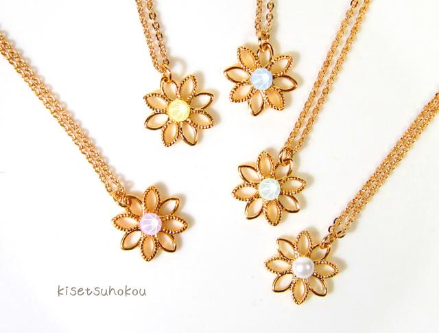 pastel+ flower*���ͥå��쥹