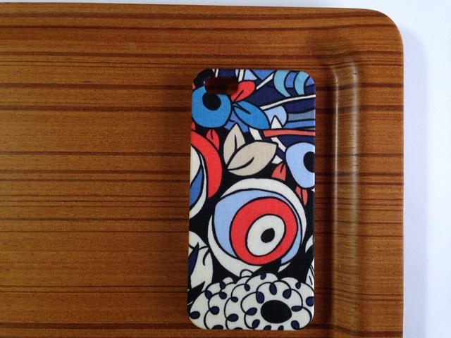 iphone5/5s*seventeen*リバティ*カバー・スマホケース