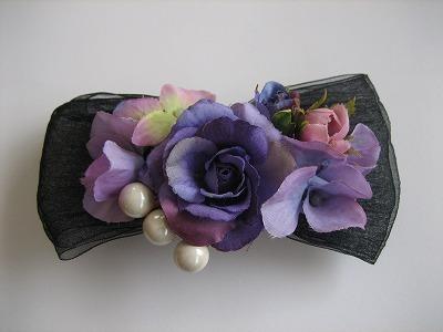バレッタ(髪留め)