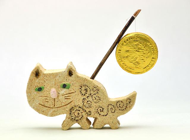 厚ネコシリーズ「からくさモドキ」【全国送料一律】