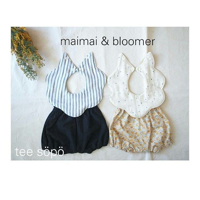 girl��s set  maimai&bloomer �л��ˤ�...
