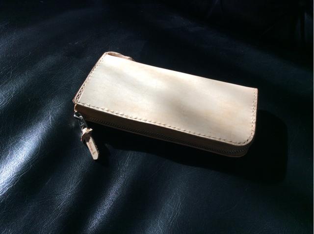 iPhon6が入る長財布