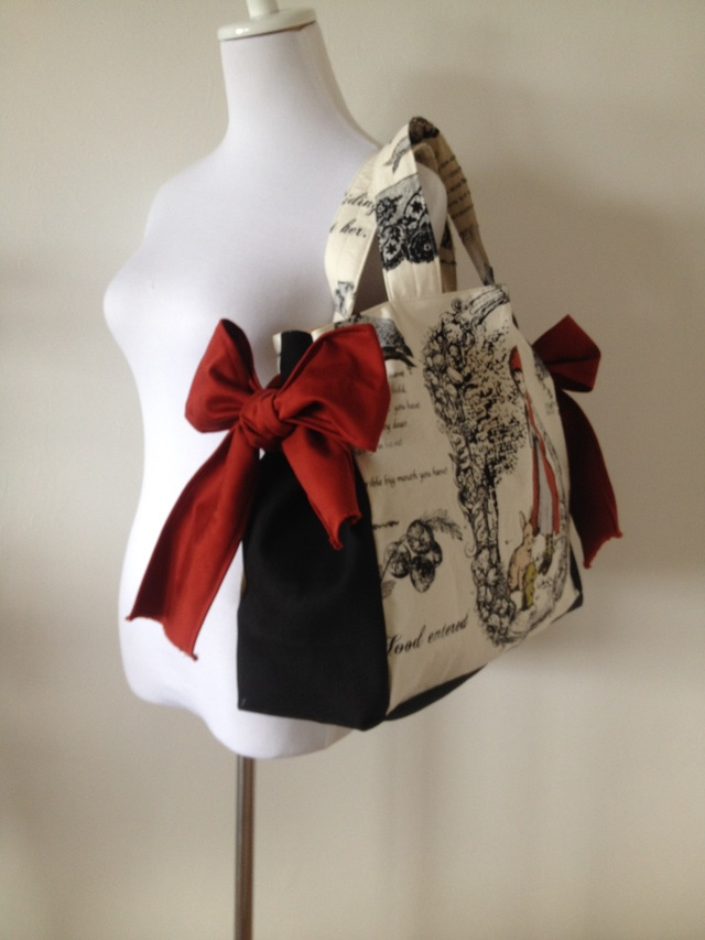 《Yさまオーダー》赤ずきんのバッグ
