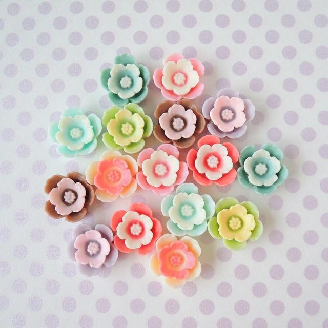 ????新色???? flower party 2 ピアス/イヤリング