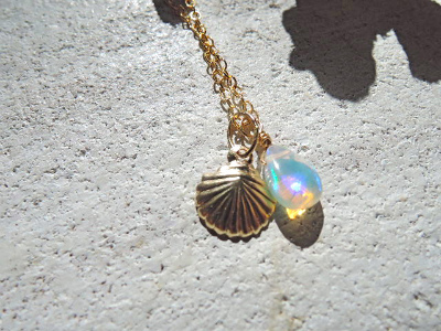☆再販☆ Happiness is a little thing with shell...14kgf